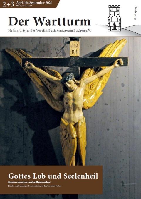 Der Wartturm Gottes Lob und Seelenheil - Ausstellungskatalog (Nr. 2+3/2021)