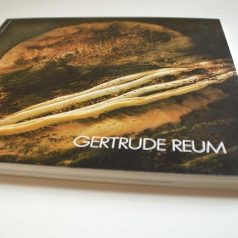Gertrude Reum - Metallreliefs, Plastiken, Aquarelle