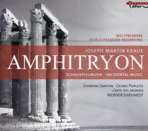 CD Joseph Martin Kraus - Amphitryon