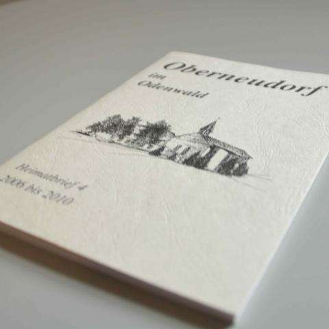 Oberneudorf im Odenwald Heimatbrief 4